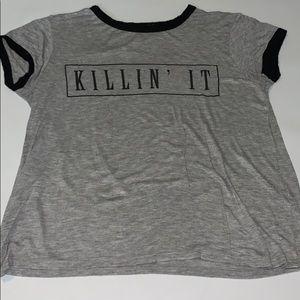 Tops - Killin' It Tee